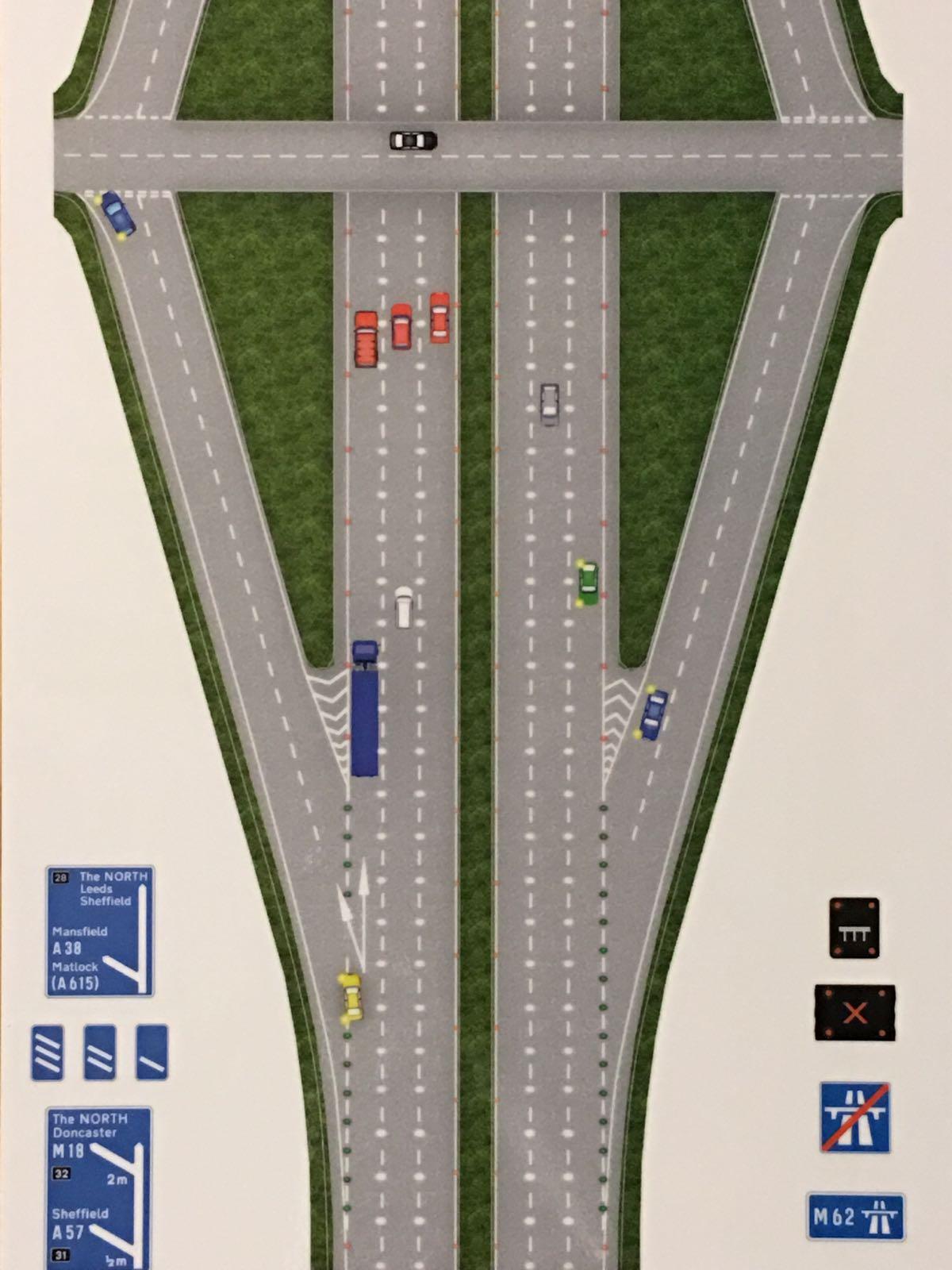 Slip Roads